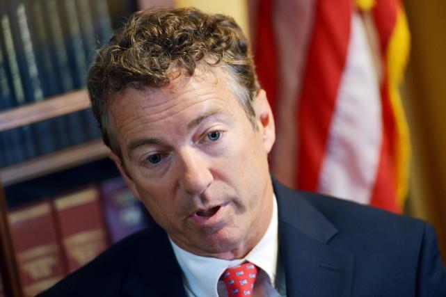 Le sénateur -et candidat pressenti à l'investiture républicaine-... (PHOTO MANDEL NGAN, ARCHIVES AFP)