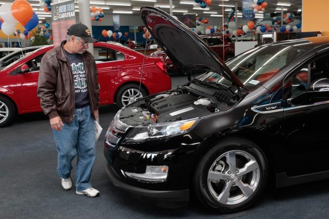 La flambée des prêts-automobile à haut risque, aux... (Photo archives Reuters)