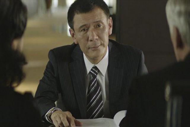 À propos de son personnage de patron, l'acteur... (Photo: fournie par la production)