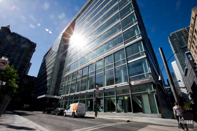 Les grands investisseurs institutionnels du Québec, comme laCaisse... (PHOTO FRANÇOIS ROY, ARCHIVES LA PRESSE)