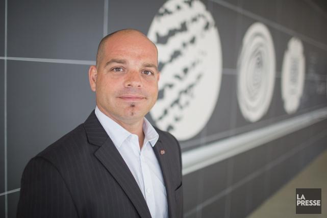 Richard Chénier, directeur du Service du perfectionnement de... (PHOTO EDOUARD PLANTE-FRÉCHETTE, LA PRESSE)