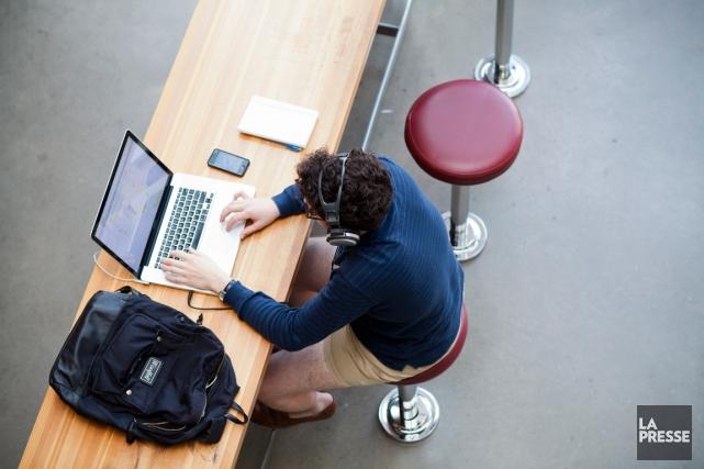 Les étudiants postsecondaires sous-estiment grandement le coût de leurs études... (PHOTO SARAH MONGEAU-BIRKETT, LA PRESSE)