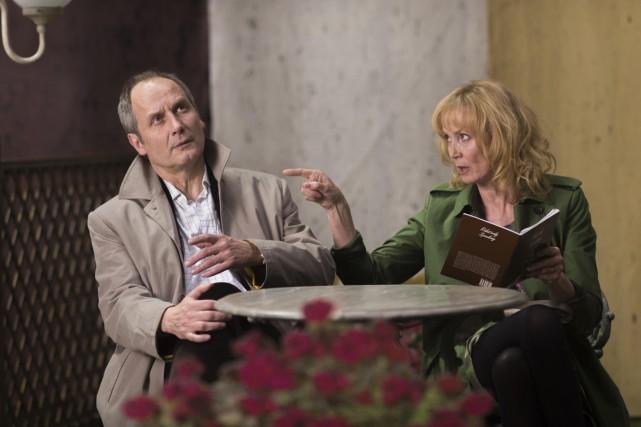 Aimer, boire et chanter d'Alain Resnais... (Photo: fournie par A-Z Films)