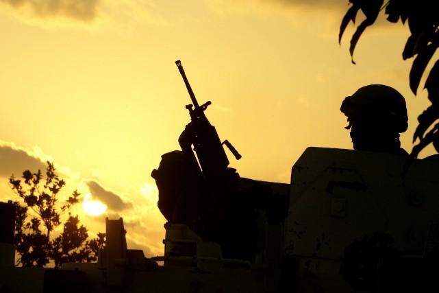 Des responsables américains ont accusé les Émirats arabes unis d'avoir mené... (PHOTO MAHMOUD ZAYYAT, AFP)