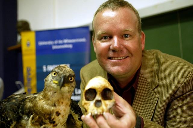 Ce fossile est important historiquement et scientifiquement car... (Photo archives AFP)