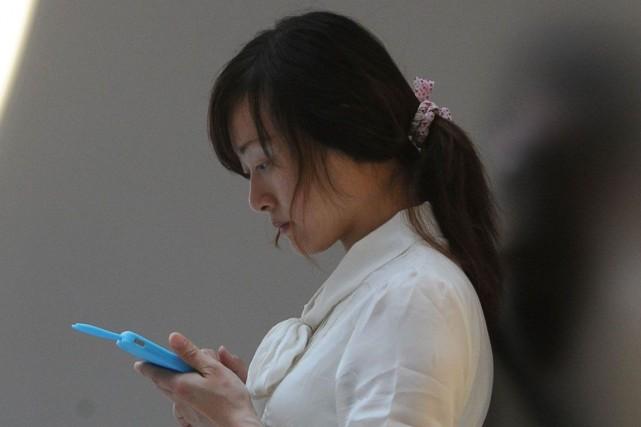 En moyenne, un écolier nippon de 11 ans... (Photo Archives AFP)