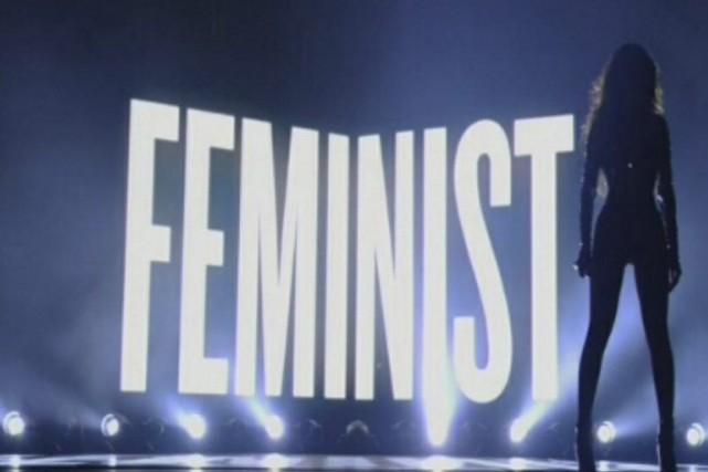 Cette photo de la chanteuse Beyoncé circulait partout... (Photo: tirée de Twitter)