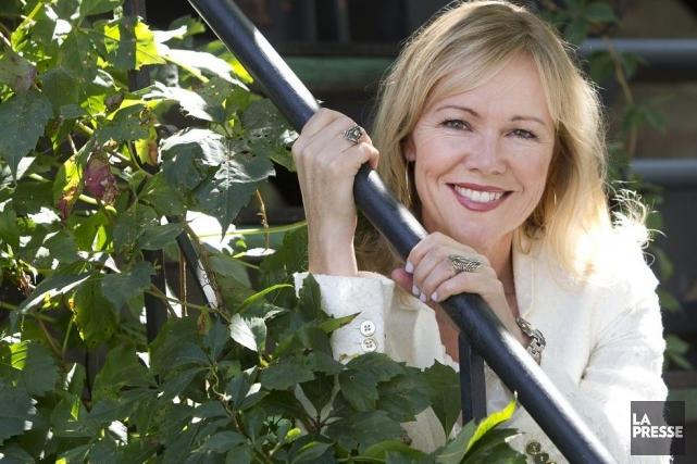 Anne Bisson n'a pas la prétention de dire... (Photo: Robert Skinner, La Presse)