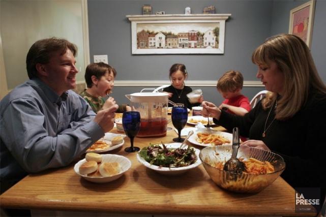 Le moral des ménages aux États-Unis s'est encore amélioré en août après avoir... (Photo Archives La Presse)