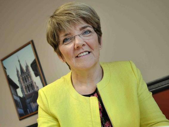 La présidente-directrice générale de l'Agence de la santé... (Photo Rocket Lavoie)