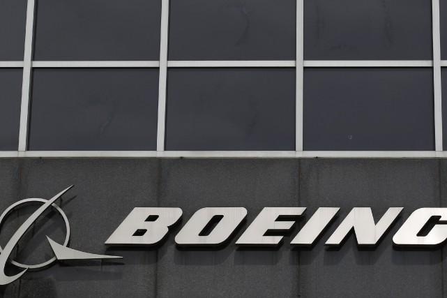 Le constructeur aéronautique américain Boeing a conclu un contrat d'un milliard... (Photo Jim Young, archives Reuters)