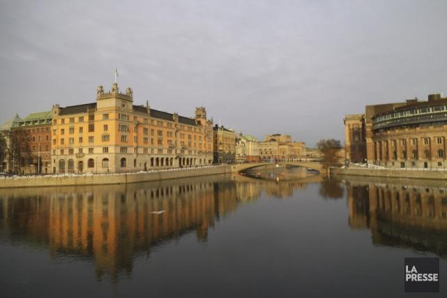 Stockholm, en Suède.... (Photo Marie Allard, Archives La Presse)