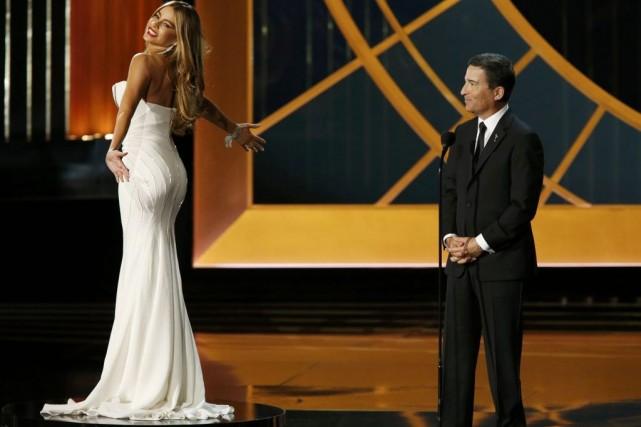 Durant la 66e cérémonie de remise des Oscars... (Photo: Reuters)