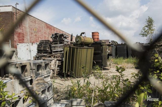 Le site de la compagnie Reliance avait fait... (PHOTO EDOUARD PLANTE-FRÉCHETTE, LA PRESSE)