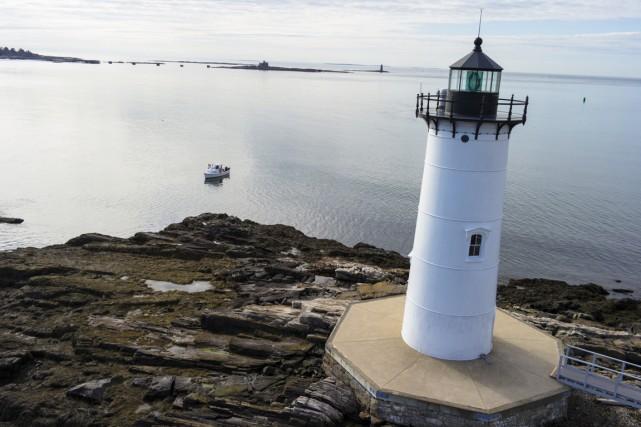 Portsmouth, au New Hampshire, demeure un secret bien... (Photo Digital/Thinkstock)