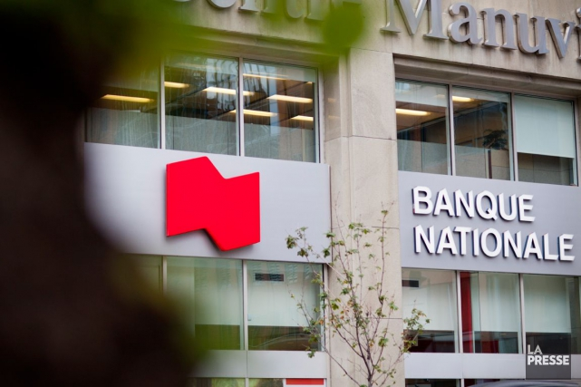 La Banque Nationale est la grande banque canadienne... (PHOTO SARAH MONGEAU-BIRKETT, ARCHIVES LA PRESSE)