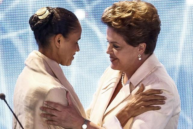 Très à l'aise lors du débat télévisé qui... (PHOTO AFP)