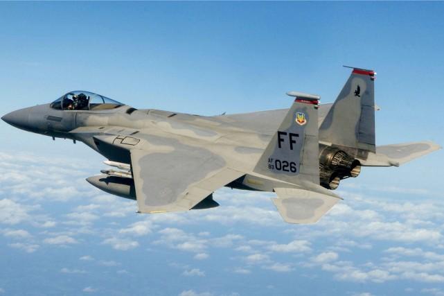 L'avion était basé à Westfield, dans le Massachusetts,... (PHOTO ARCHIVES WIKIPÉDIA)