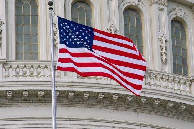 Le Bureau du budget du Congrès (CBO) prévoit que l'économie américaine... (Photo Karen Bleier, archives AFP)