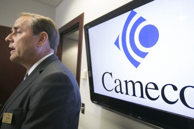 Le PDG de Cameco,Tim Gitzel.... (PHOTO DAVID STOBBE, REUTERS)