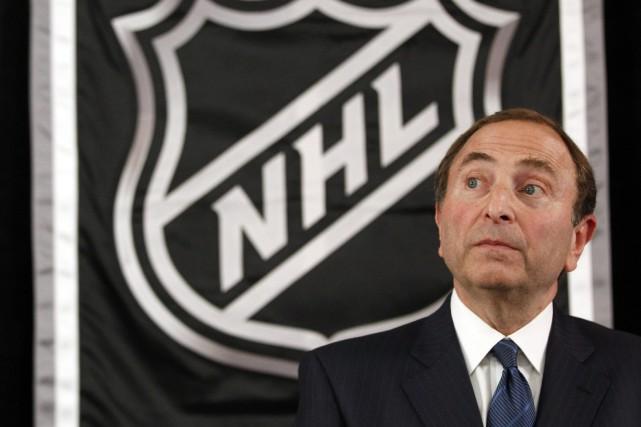 Une expansion dans la Ligue nationale de hockey pourrait bien survenir dans un... (Photo Mary Altaffer, AP)