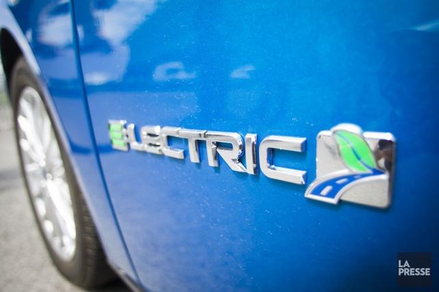 Une voiture électrique consomme moins de 0,2 kilowattheure... (Photo Ivanoh Demers, Archives La Presse)