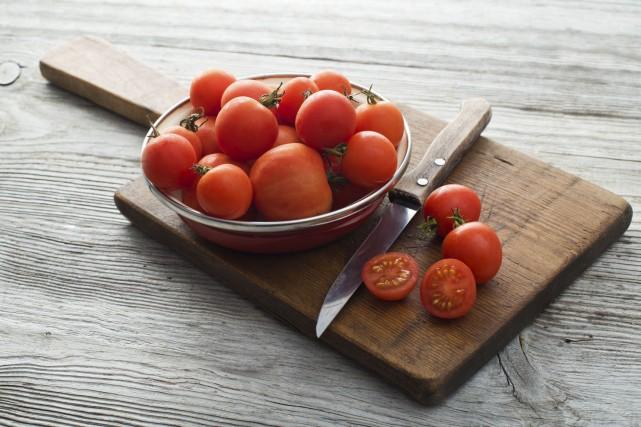 Les tomates et leurs produits - comme le... (Photo Digital/Thinkstock)