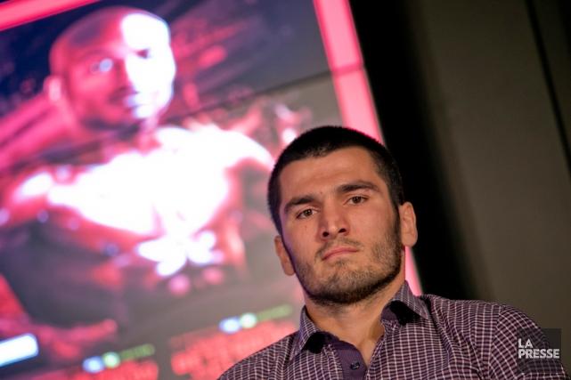 Artur Beterbiev juge qu'il est apte à vaincre... (Photo David Boily, La Presse)