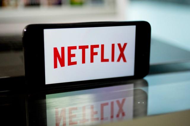 Netflix devait, entre autres, remettre les informations sur... (Photo Andrew Harrer, Archives Bloomberg)