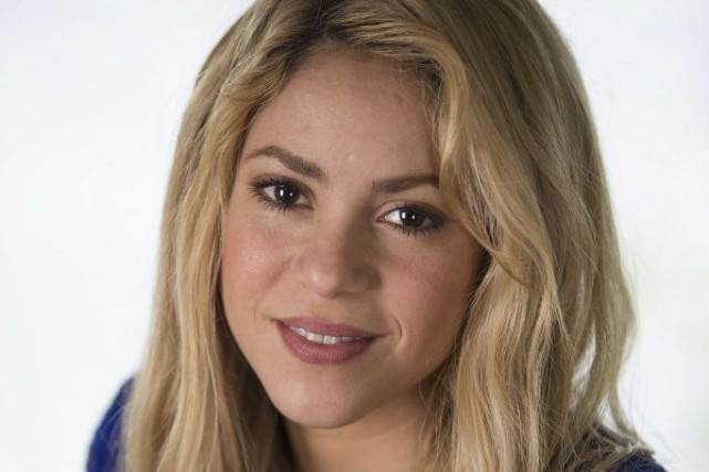 Shakira... (Photo: AP)
