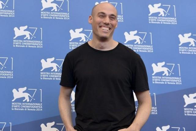 Le réalisateur Joshua Oppenheimer a présenté The Look... (Photo: AFP)