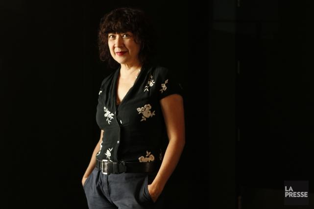Marie Brassard... (PHOTO MARTIN CHAMBERLAND, LA PRESSE)