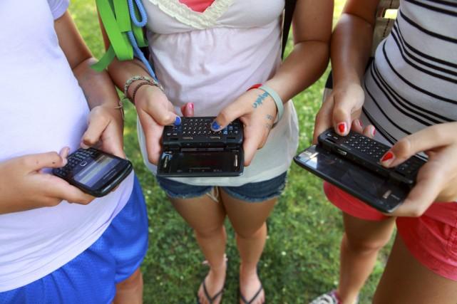 L'enquête indique que 78% des écoliers du primaire... (PHOTO SUZANNE DECHILLO, THE NEW YORK TIMES)
