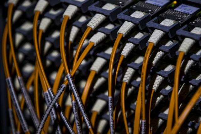 L'horizon du milliard de milliards d'opérations par seconde... (PHOTO Thomas Peter, Reuters)