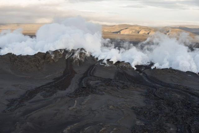 L'institut météorologique islandais, chargé de la surveillance de... (Photo Marco Nescher, Reuters)