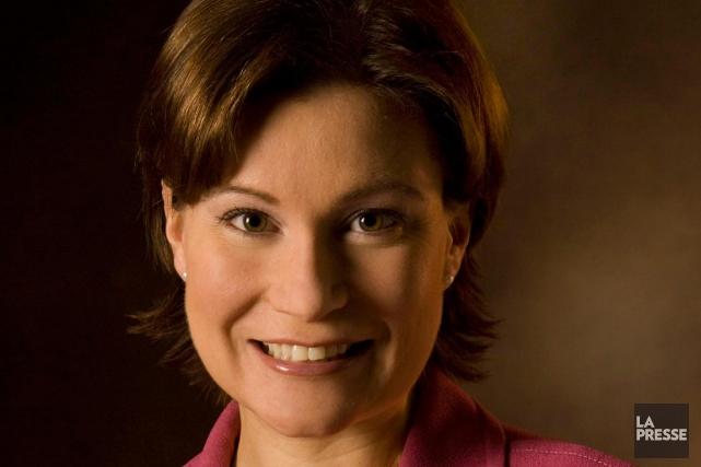 Hélène Gagnon a occupé la présidence du conseil... (Photo d'archives, La Presse)