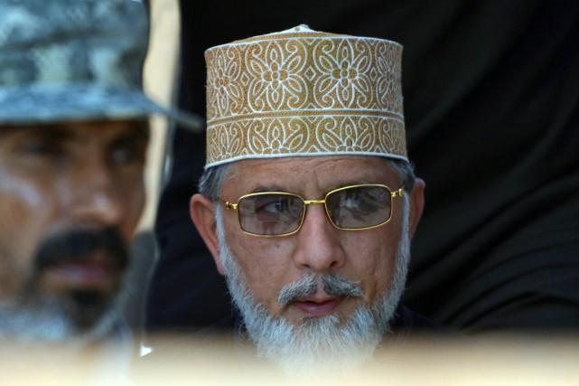«Le chef de l'armée nous a demandé officiellement... (PHOTO AAMIR QURESHI, AFP)