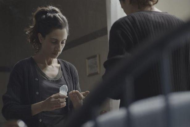 La comédienne Anne-Marie Saheb interprète le rôle principal... (Photo fournie par la production)