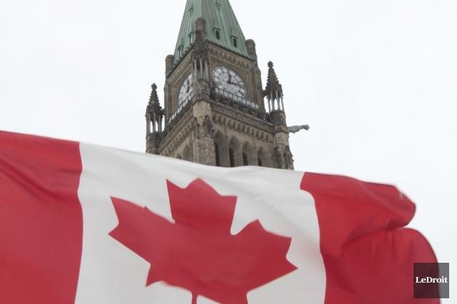 Dans son dernier budget, le gouvernement Harper a... (Photo Étienne Ranger, archives LeDroit)