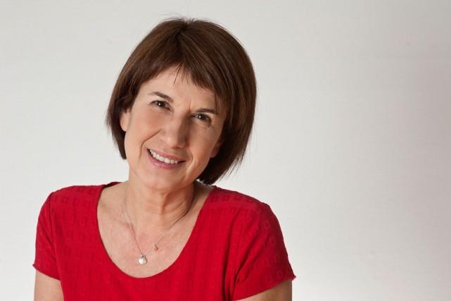 Christine Eddie estime que de s'inspirer d'une personne... (Photo courtoisie)