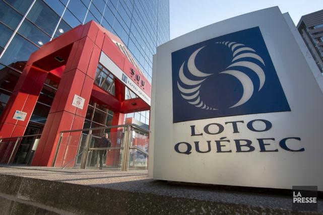 Loto-Québec a dévoilé vendredi un bénéfice du deuxième trimestre de 295,6... (PHOTO ARCHIVES LA PRESSE)