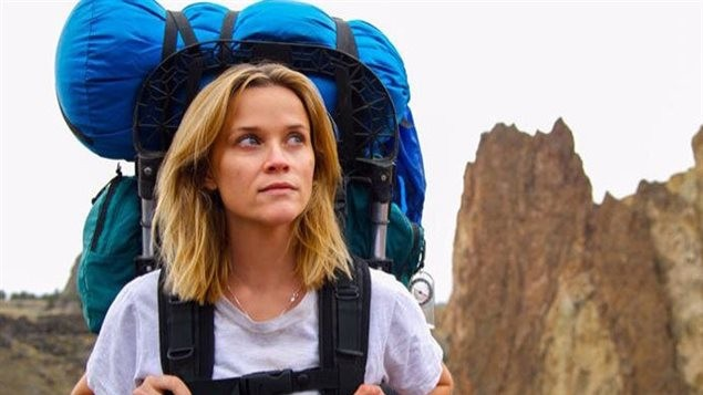 Reese Witherspoon dans Wild de Jean-Marc Vallée... (Photo Fox Searchlight Pictures)