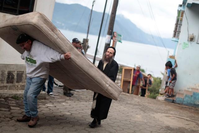 L'histoire se répète pour les membres de la... (PHOTO JORGE DAN LOPEZ, REUTERS)