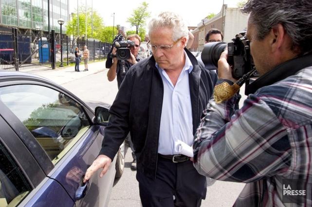 Très discret, Tony Accurso a toujours fui les... (Photo Alain Roberge, Archives La presse)