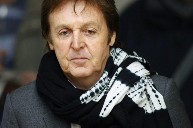Paul McCartney... (Photo Archives Reuters)