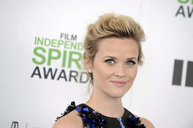 Reese Witherspoon... (Photo Jordan Strauss, AP)