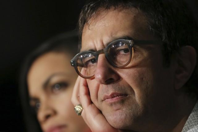 Atom Egoyan au Festival de Cannes en mai... (Photo Loic Venance, AFP)