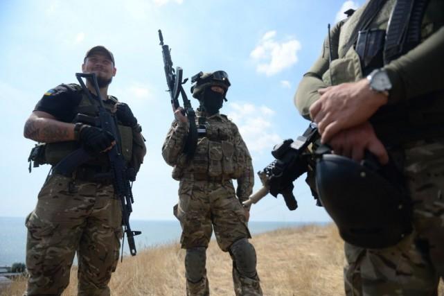 Moscou a demandé à plusieurs reprises que les... (Photo FRANCISCO LEONG, AFP)
