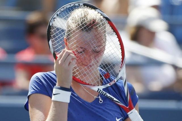 PetraKvitova est devenue la cinquième joueuse, parmi les... (PHOTO KATHY WILLENS, AP)