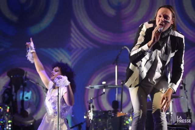 Arcade Fire a mis fin à sa tournéeReflektor,... (PHOTO BERNARD BRAULT, archives LA PRESSE)